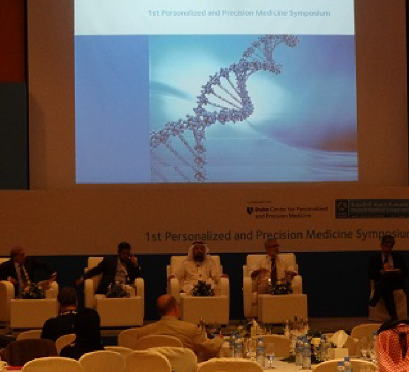 1st Personalized and Precision Medicine Symposium 2014