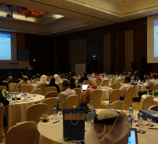 1st Personalized and Precision Medicine Symposium 2014-03