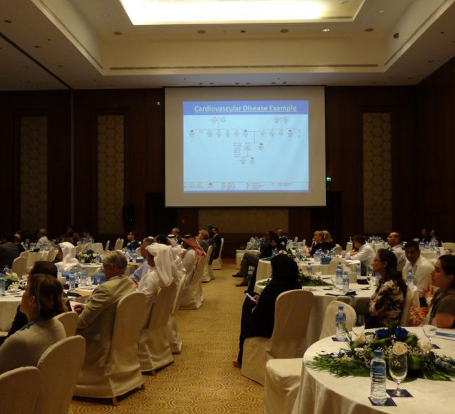 1st Personalized and Precision Medicine Symposium 2014-04