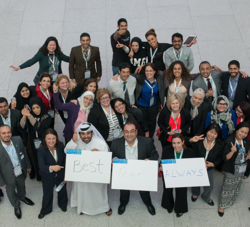 Middle East Forum on Quality and Safety in Healthcare 2014