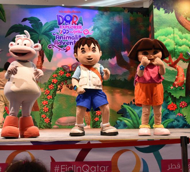 QTA Summer Festival Entertainment 2016 (Eid al Adha and Adha )-11