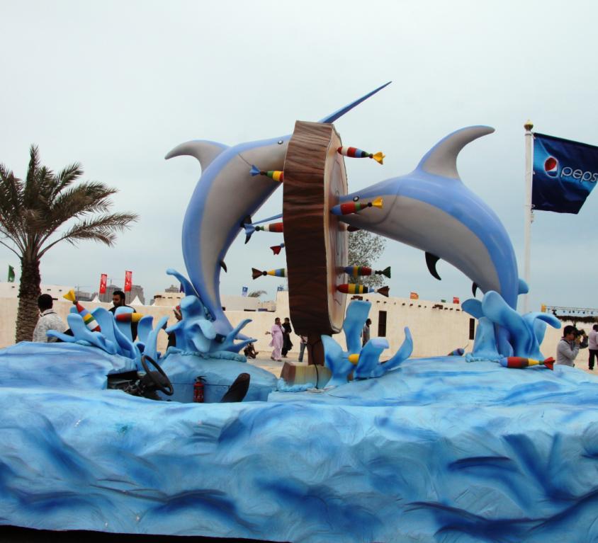 Qatar Marine Festival 2011