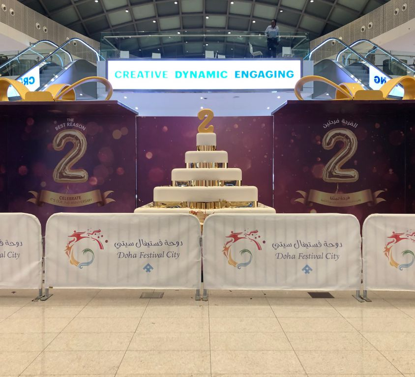 Doha Festival City – 2nd Year Anniversary