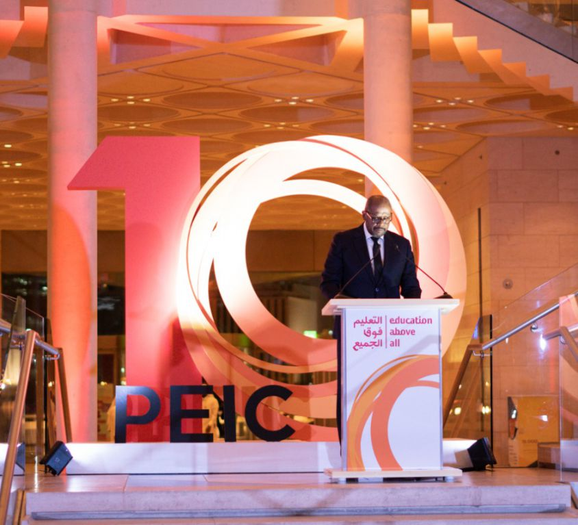 PEIC 10th anniversary celebrations