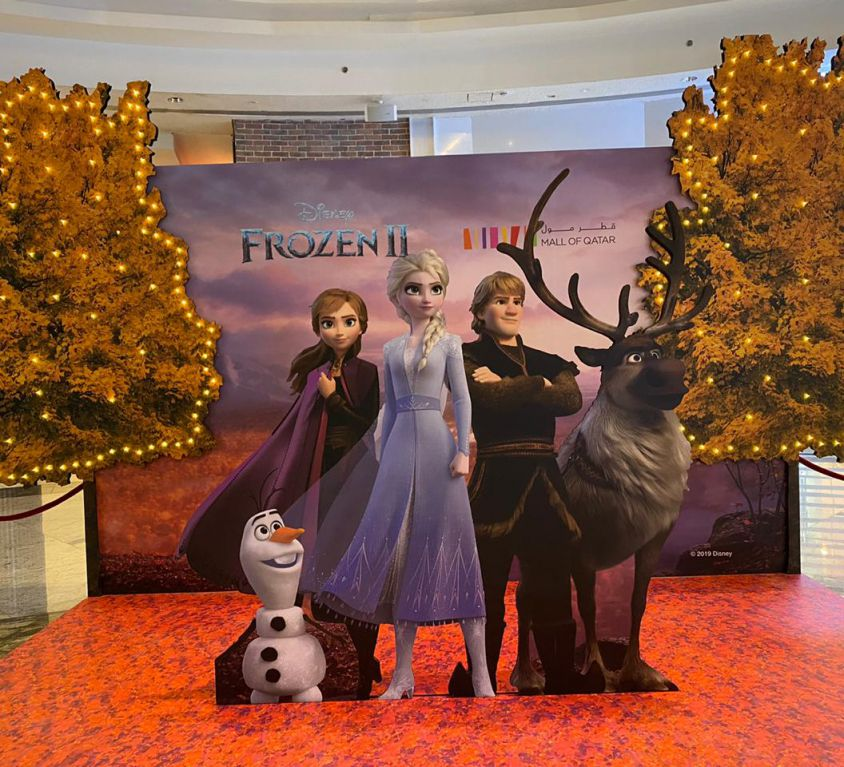 Frozen 2 Activation